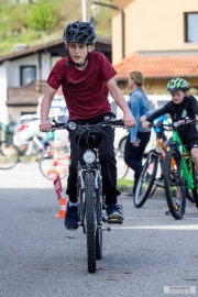 Arbö Radfahrübung
